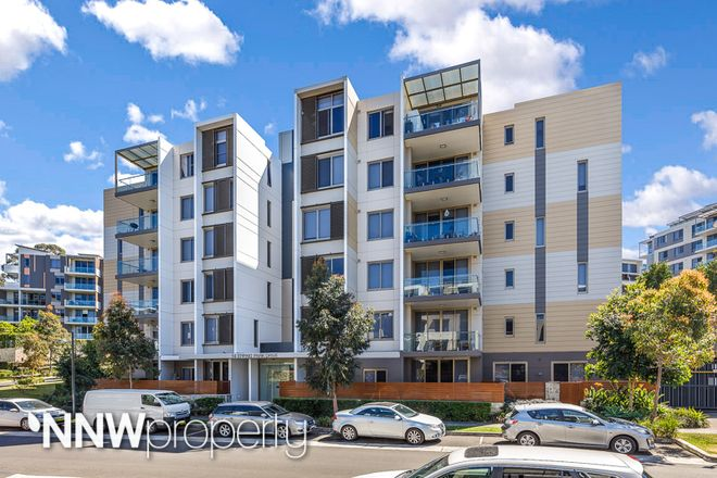 305/14 Epping Park  Drive, EPPING NSW 2121