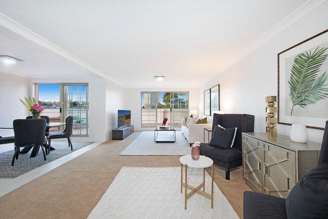 Picture of 21/1 McDougall Street, KIRRIBILLI NSW 2061