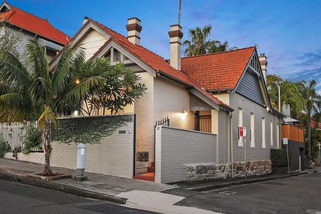 Picture of 27 Hayes Street, NEUTRAL BAY NSW 2089