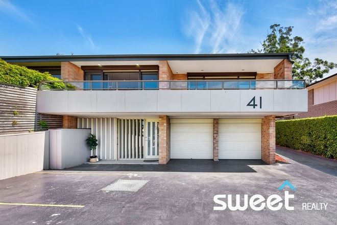 Picture of 1A/41 SHOWGROUND ROAD, CASTLE HILL NSW 2154