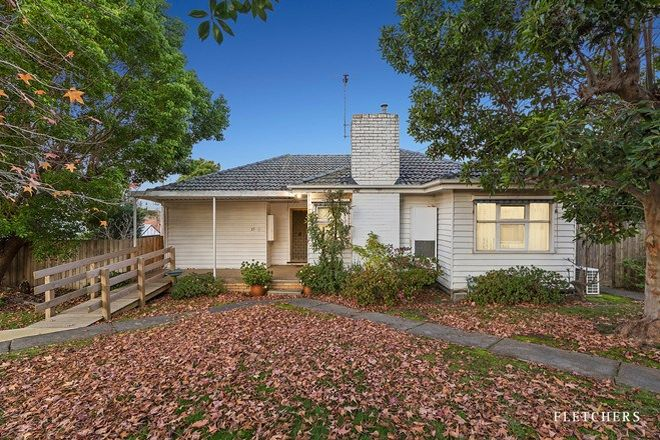 Picture of 17 Evandale Avenue, NUNAWADING VIC 3131