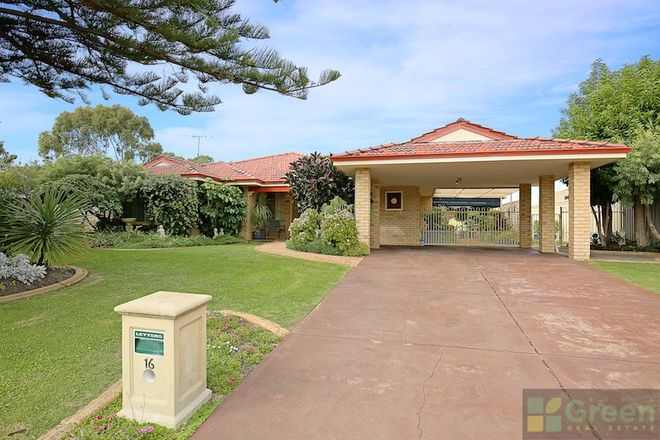 Picture of 16 Dior Place, GREENFIELDS WA 6210