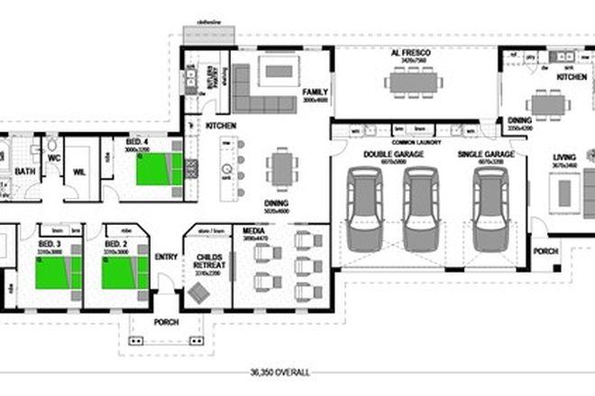 Picture of Lot 32 Currajong Cct 'Springbrook Estate', DELANEYS CREEK QLD 4514