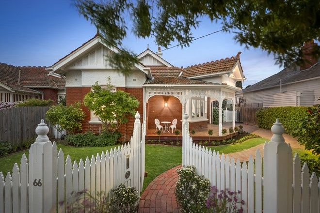 Picture of 66 St Georges Road, ELSTERNWICK VIC 3185