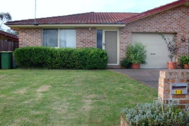 Picture of 1/3 Peter Place, BLIGH PARK NSW 2756