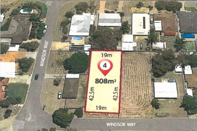 Picture of 4 Windsor Way, FALCON WA 6210
