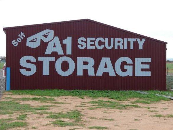 A1 Security Storage, Geraldton WA 6530, Image 0