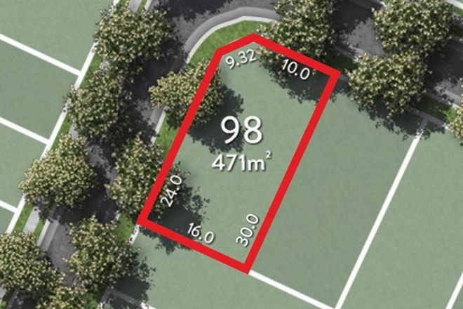 Picture of Lot 98 Cadet Way, GREENBANK QLD 4124