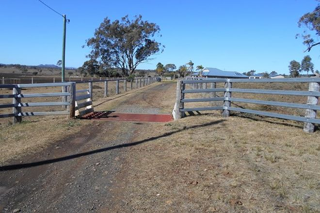 Picture of 651 Crosshill Oakey Road, BIDDESTON QLD 4401