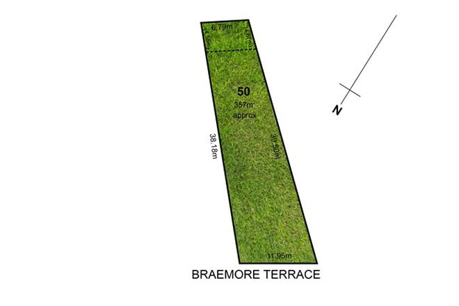 Picture of Lot 50 28 Braemore Terrace, CAMPBELLTOWN SA 5074