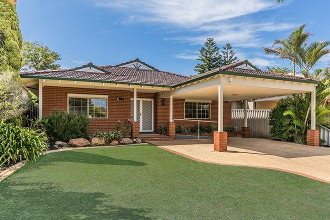 Picture of 4B Matheson Road, APPLECROSS WA 6153
