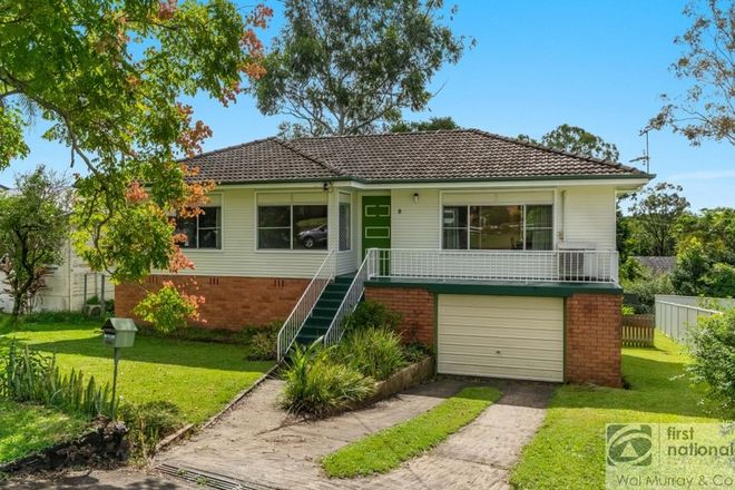 Picture of 8 Mackay Street, LISMORE HEIGHTS NSW 2480