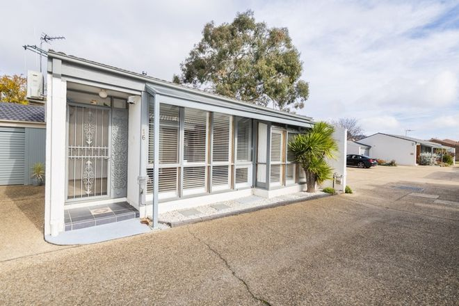 Picture of 16/11 Campbell  Street, QUEANBEYAN NSW 2620