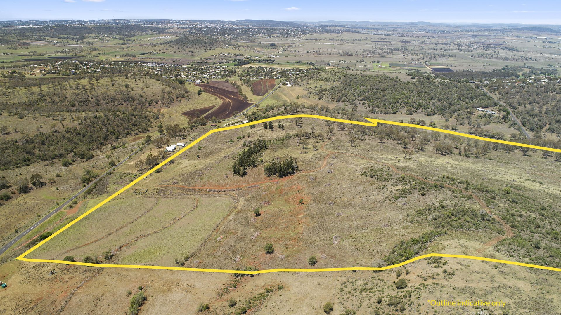 Lot 2 Gowrie-Lilyvale Road, Gowrie Junction QLD 4352, Image 0