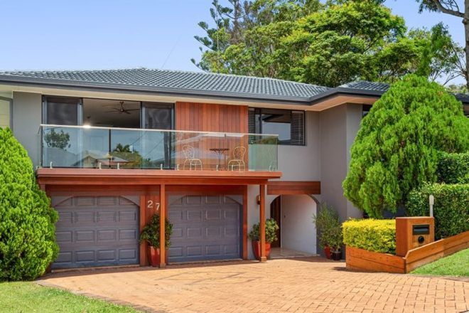 Picture of 27 Maxwell Brown Drive, SOUTHPORT QLD 4215