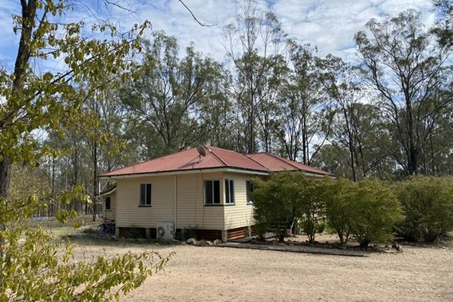 Picture of 279 Gatton Esk Road, ADARE QLD 4343