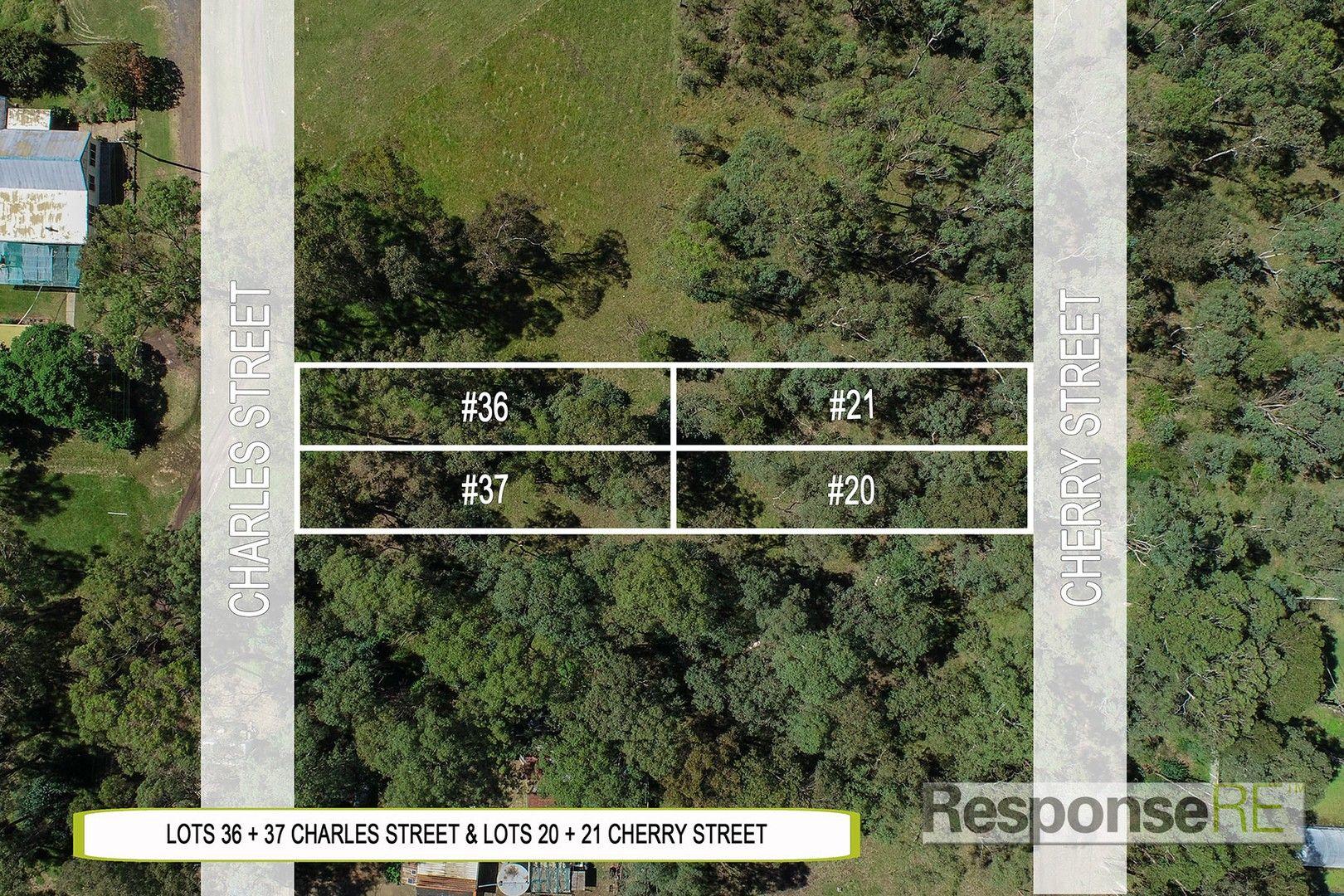 Cherry & Charles Street, Marsden Park NSW 2765, Image 0