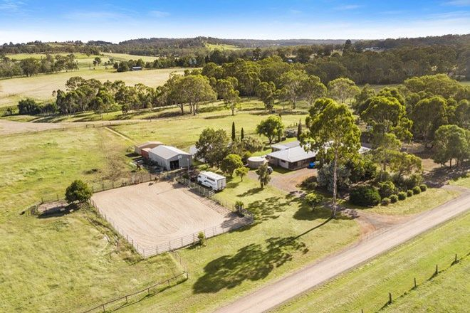 Picture of 286 Robinson Road, GEHAM QLD 4352