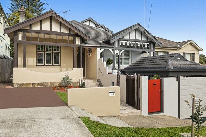 Picture of 319 Rainbow Street, SOUTH COOGEE NSW 2034