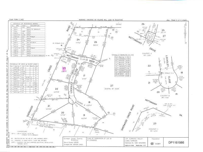 Lot 23 Sherwood Creek Road, Glenreagh NSW 2450, Image 2