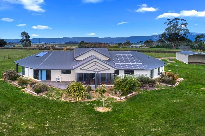Picture of 109 Coach Road, BISHOPSBOURNE TAS 7301
