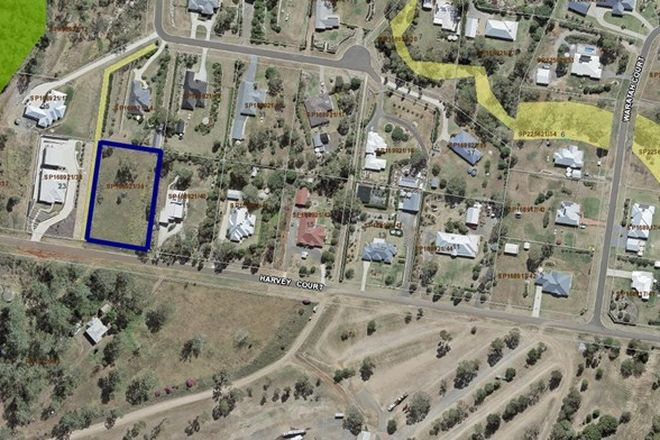 Picture of 21 Harvey Rd, GLENVALE QLD 4350
