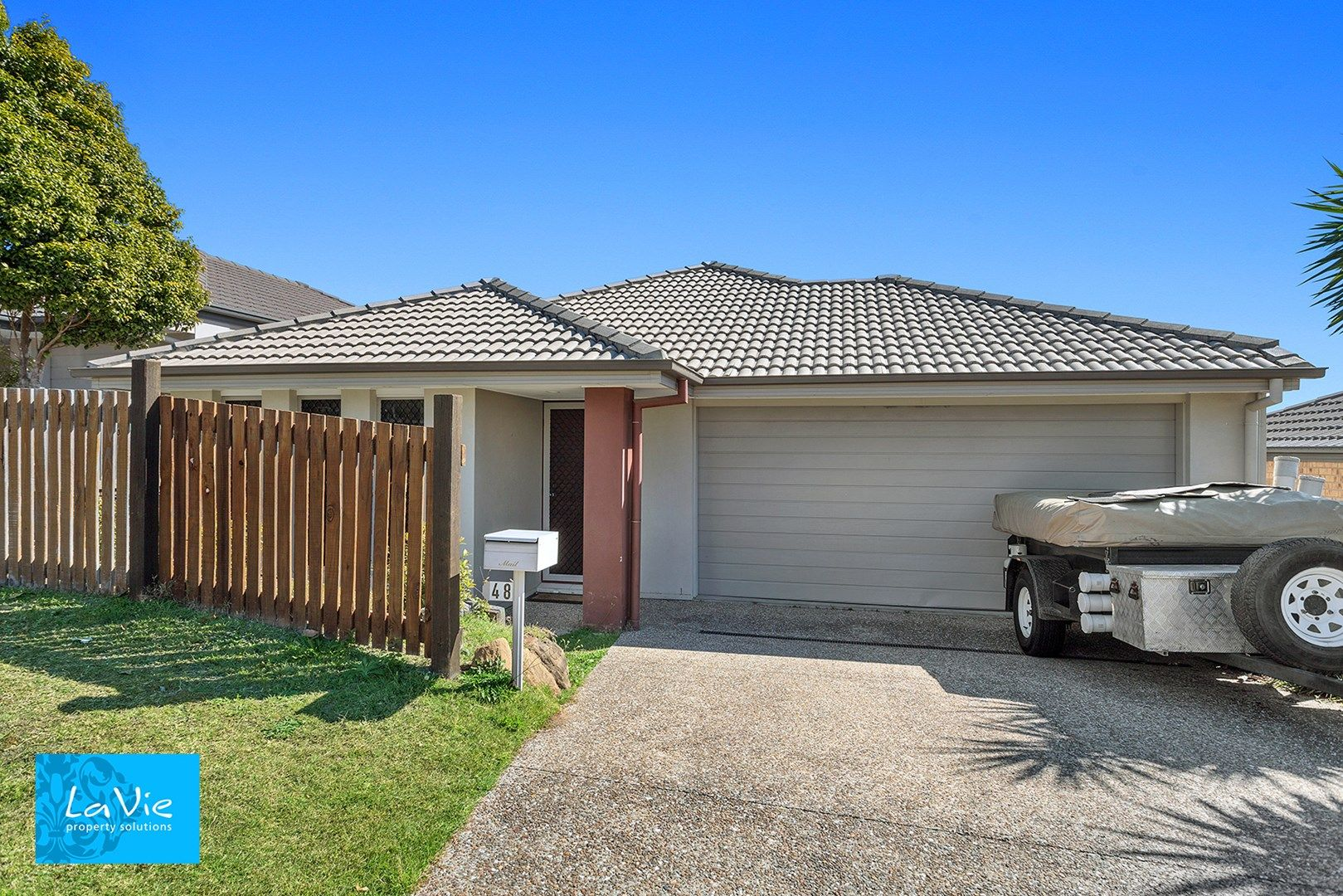 48 Cottonwood  Crescent, Springfield Lakes QLD 4300, Image 0