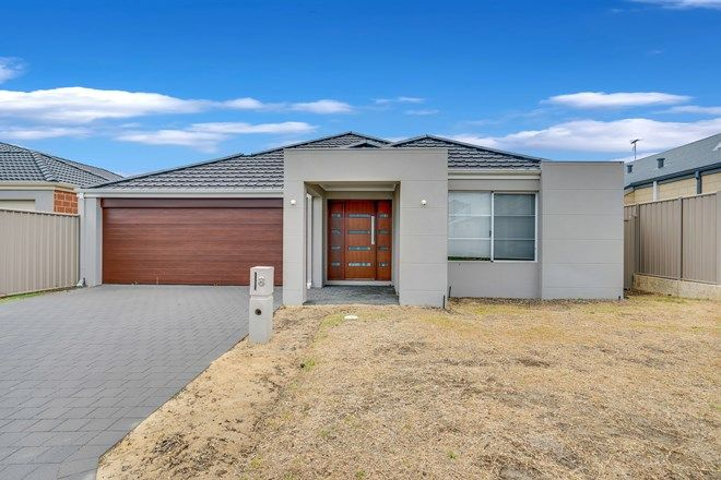 Picture of 8 Kirkbrae Pass, MEADOW SPRINGS WA 6210