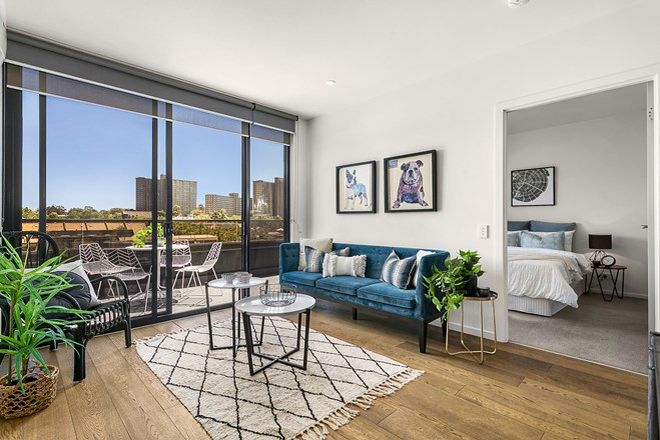 Picture of 403/82 Canning Street, CARLTON VIC 3053