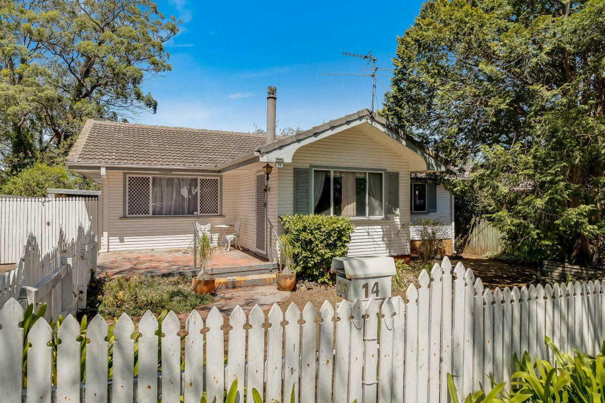 14 Patricia Street, Mount Lofty QLD 4350, Image 0