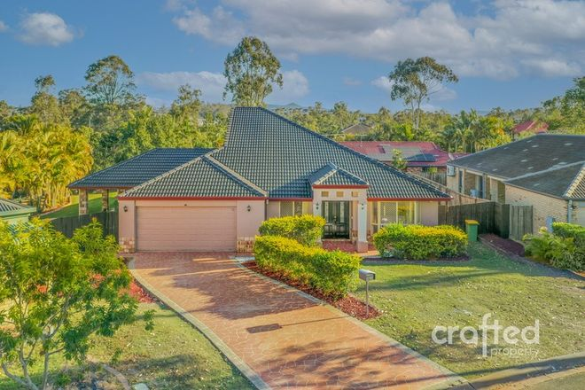 Picture of 16 Berkshire Place, SPRINGFIELD LAKES QLD 4300