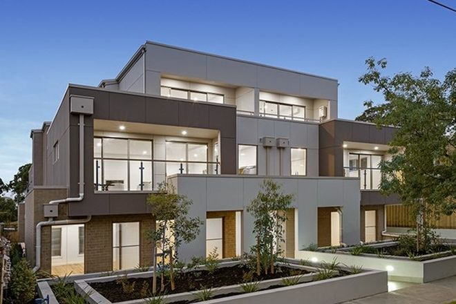Picture of 9/3 Wimport Street, HEIDELBERG VIC 3084