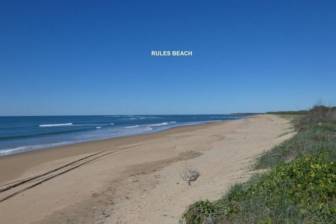 Picture of Lot 4 Fingerfield Road, RULES BEACH QLD 4674