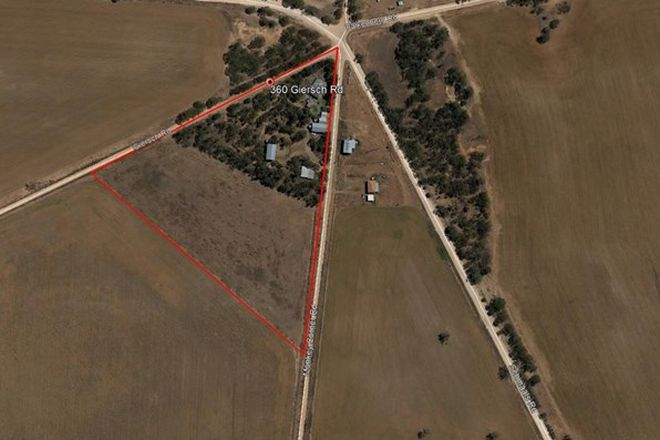 Picture of 360 Giersch Road, ANGAS VALLEY SA 5238