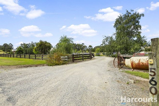 Picture of 560 Labertouche Road, LABERTOUCHE VIC 3816