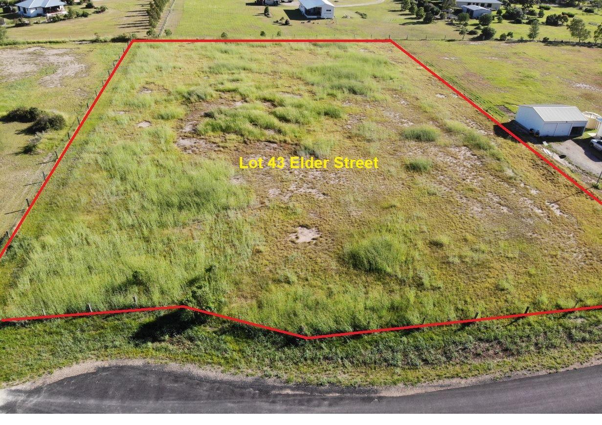 Lot 43 Elder Street, Chinchilla QLD 4413, Image 0