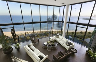 Picture of The Penthouse/85 Rouse Street, Port Melbourne VIC 3207