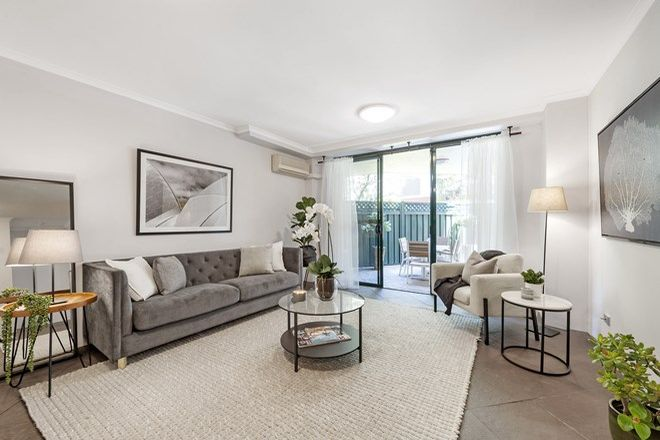 Picture of 6/2-26 Wattle Crescent, PYRMONT NSW 2009