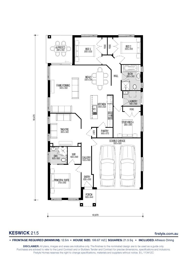 Lot 115 Cottage Street, Werrington NSW 2747, Image 1