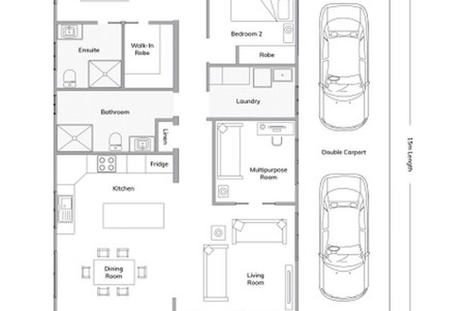 Picture of 654 21 Redhead Road, HALLIDAYS POINT NSW 2430