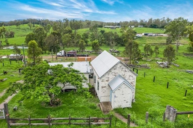 Picture of 735 Mary Valley Road, LONG FLAT QLD 4570