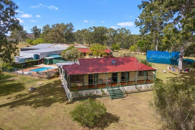 Picture of 286 Scotchy Pocket Road, SCOTCHY POCKET QLD 4570