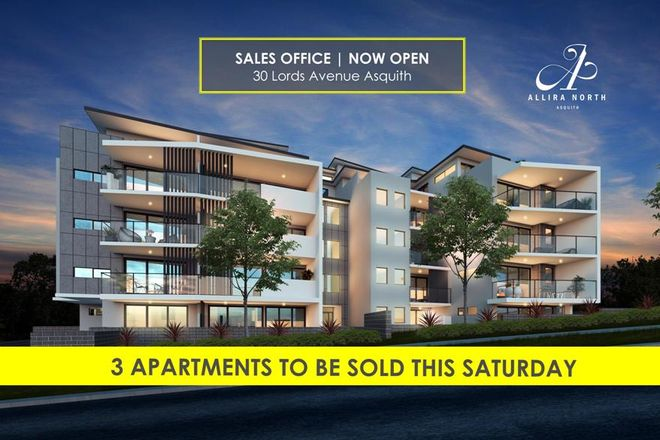 8,13, 17/28-32 Lords Avenue, ASQUITH NSW 2077