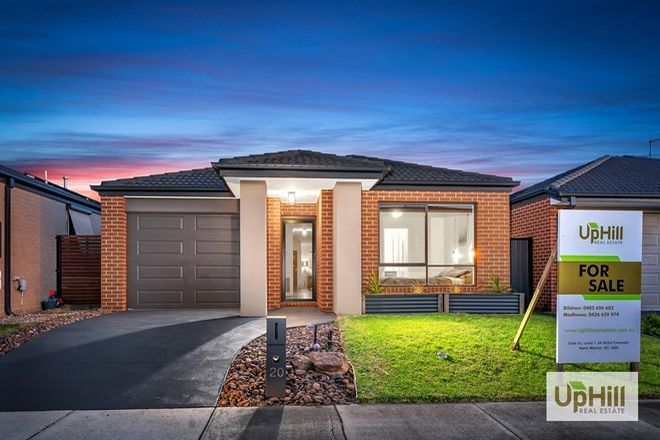 Picture of 20 FLEUVE RISE, CLYDE NORTH VIC 3978