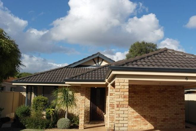 Picture of 6 Ashcove Place, BROADWATER WA 6280