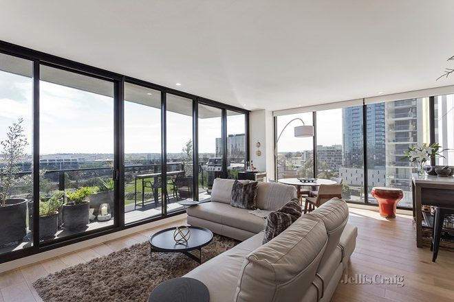 Picture of 1005/18 Yarra Street, SOUTH YARRA VIC 3141