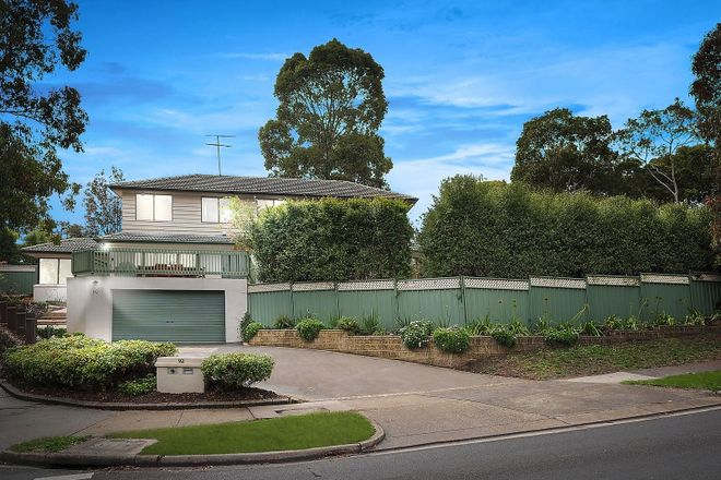 Picture of 92 Greenhill Road, GREENSBOROUGH VIC 3088