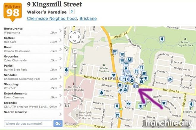 Picture of P4/15 Kingsmill Street, CHERMSIDE QLD 4032