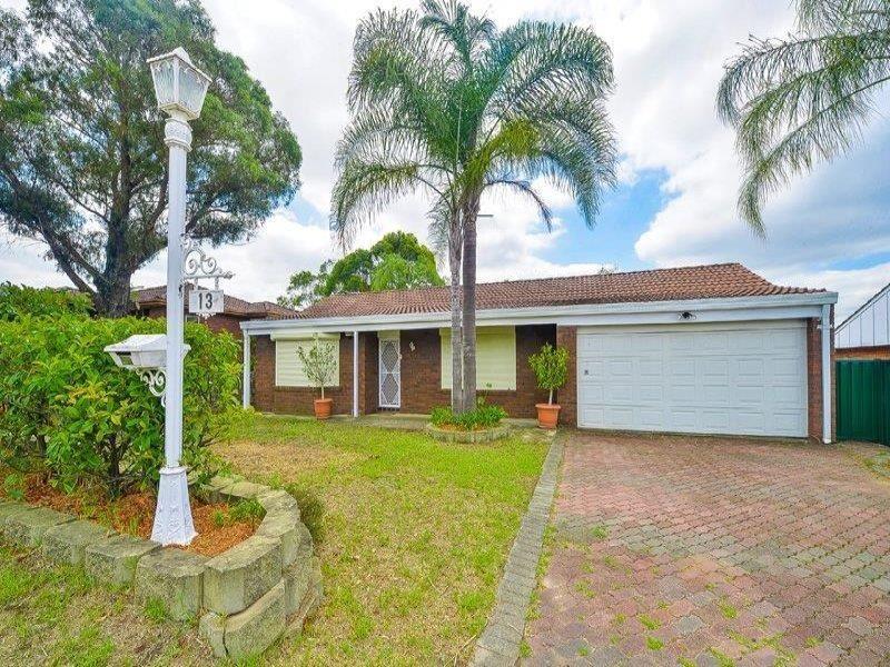 13 Canidius Street, Rosemeadow NSW 2560, Image 0