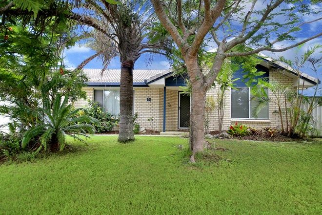 Picture of 11 Starboard Place, WURTULLA QLD 4575